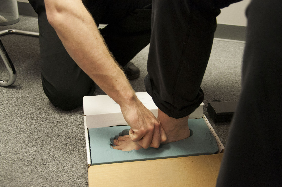 Dr. Paul Plaskett foot orthotics