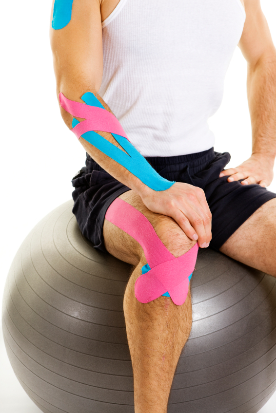 Dr. Paul Plaskett Kenesiotaping Sport Tape
